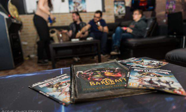 The recipe for a perfect night out: beer and board games in Budapest