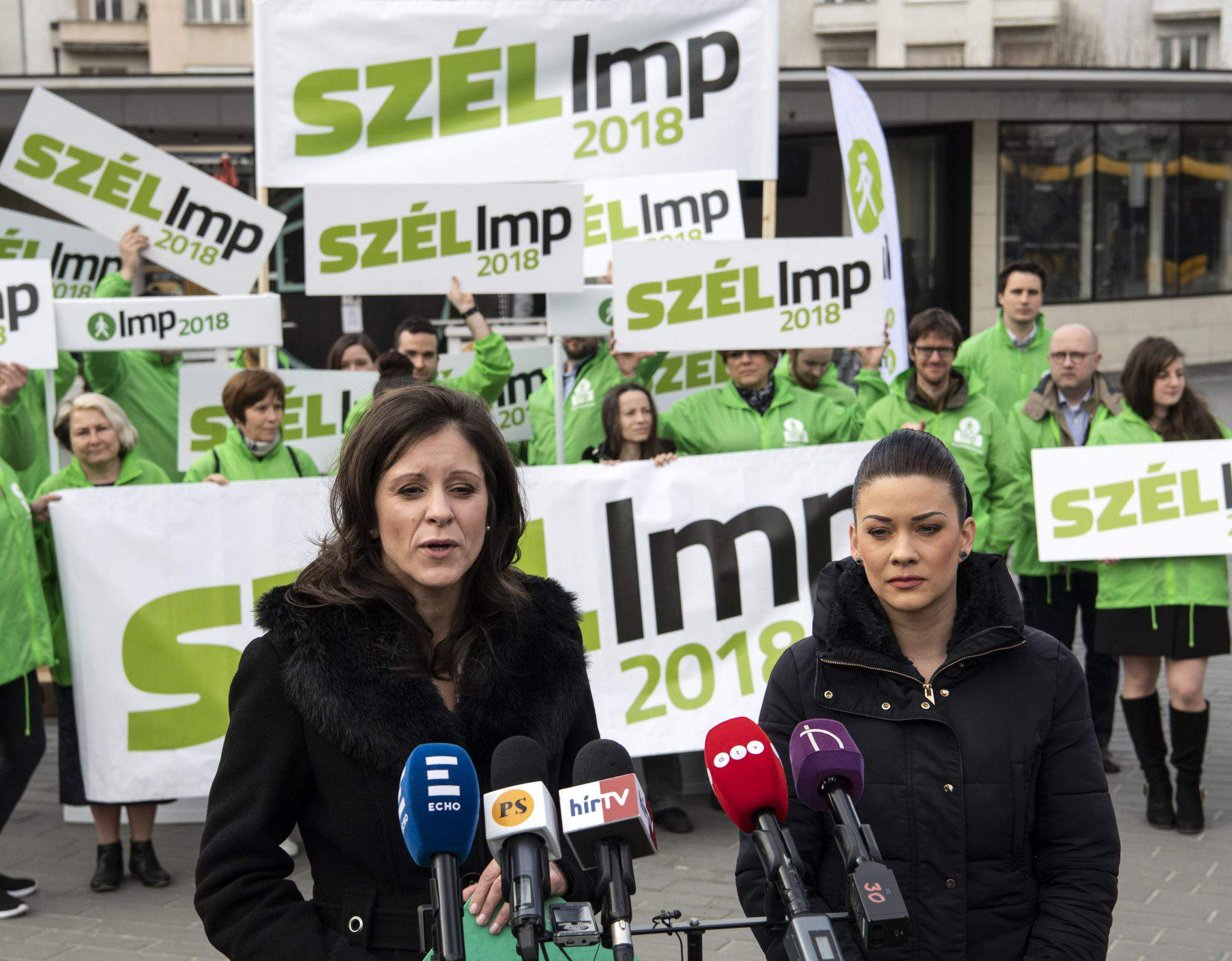 LMP green party Hungary
