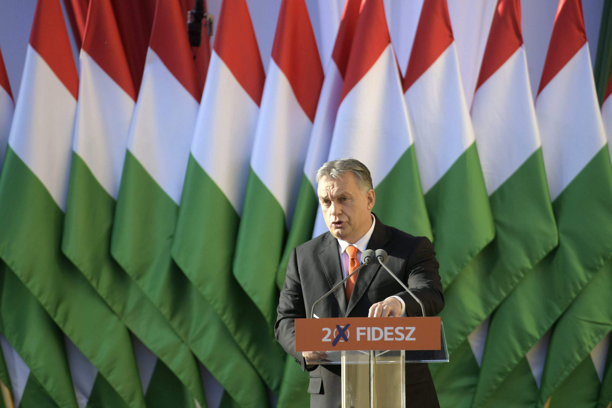 orbán prime minister fidesz election