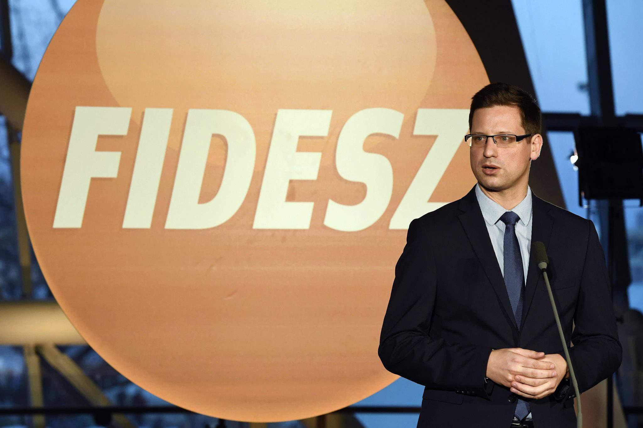 gergely gulyás fidesz election