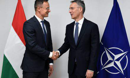 Hungarian FM: NATO to step up its engagement in the fight against Islamic State