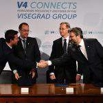 Visegrád Four ministers sign Memorandum of Understanding on industrial policy cooperation