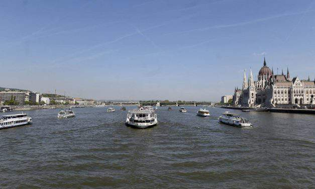 Cruiser season on Danube launched