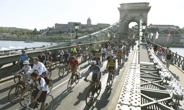 Tips and tricks for riding a bike in Budapest