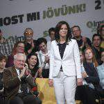 Bernadett Szél resigns leadership positions in green opposition LMP