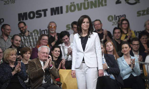 Bernadett Szél resigns leadership positions in green opposition LMP