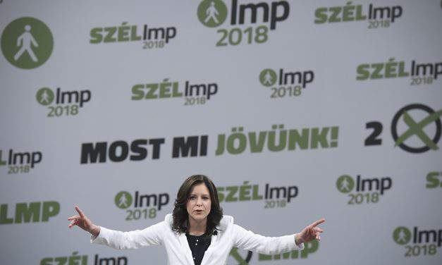 Election 2018 – LMP: If Orbán remains in power, Europe 'will bid farewell to Hungary'