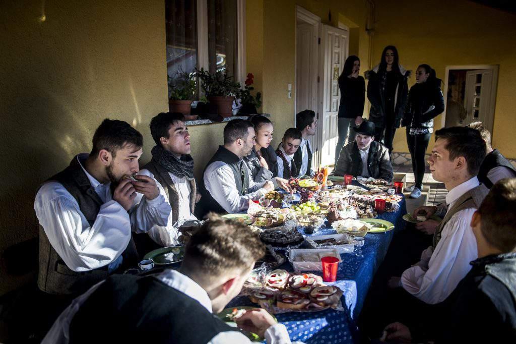 Kiskunmajsa, Hungary – Traditional Easter, photo: MTI