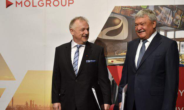 MOL's Annual General Meeting approves 370 million dollars dividend