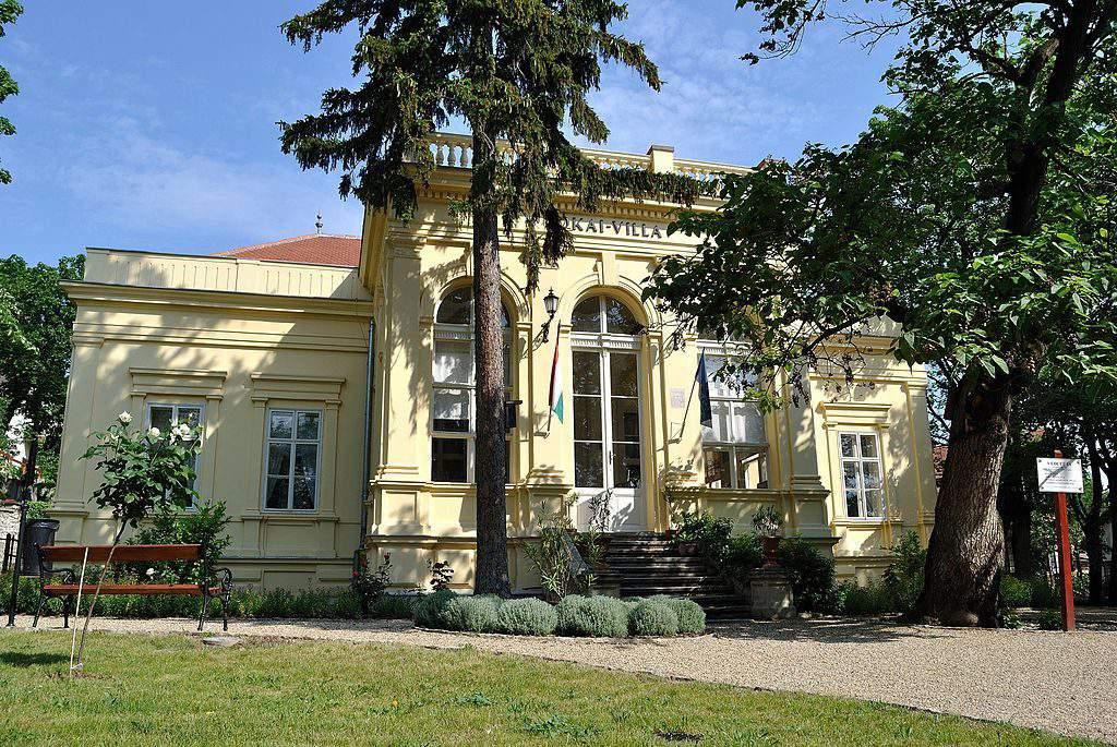 Balatonfüred Jókai Mór Emlékház House