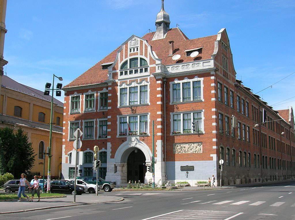 Földes Ferenc High School Miskolc