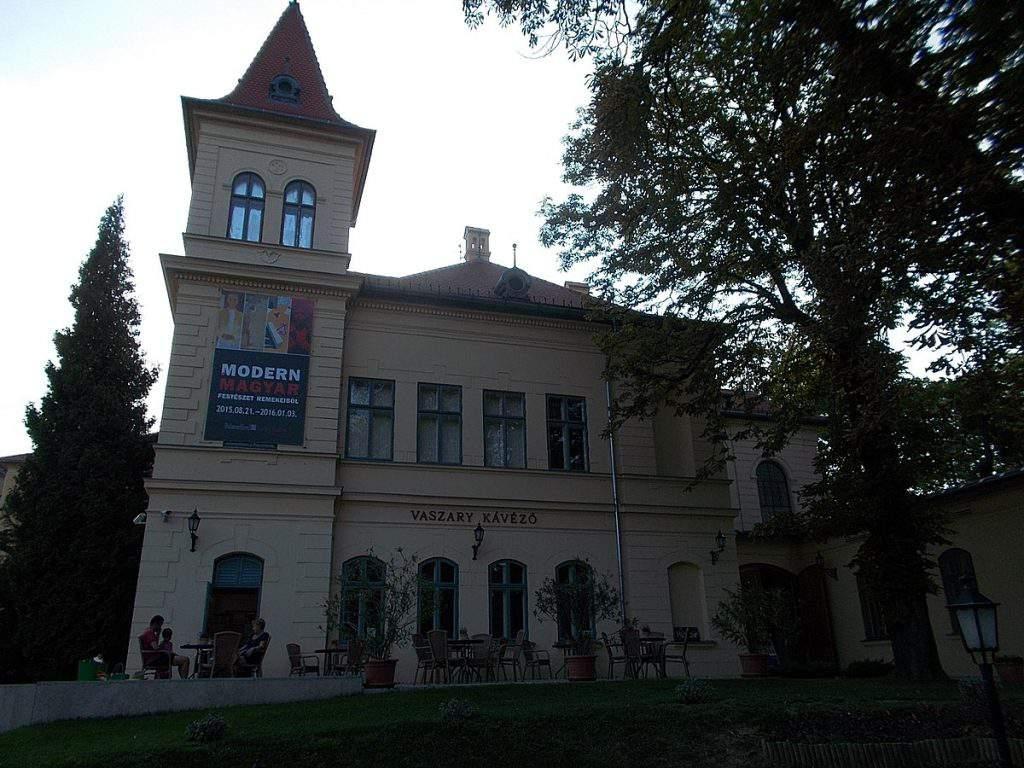 Balatonfüred Vaszary Villa Mansion