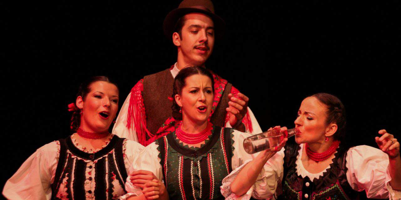 The UK's only Transylvanian festival of arts and culture – Góbéfest in June, 2018