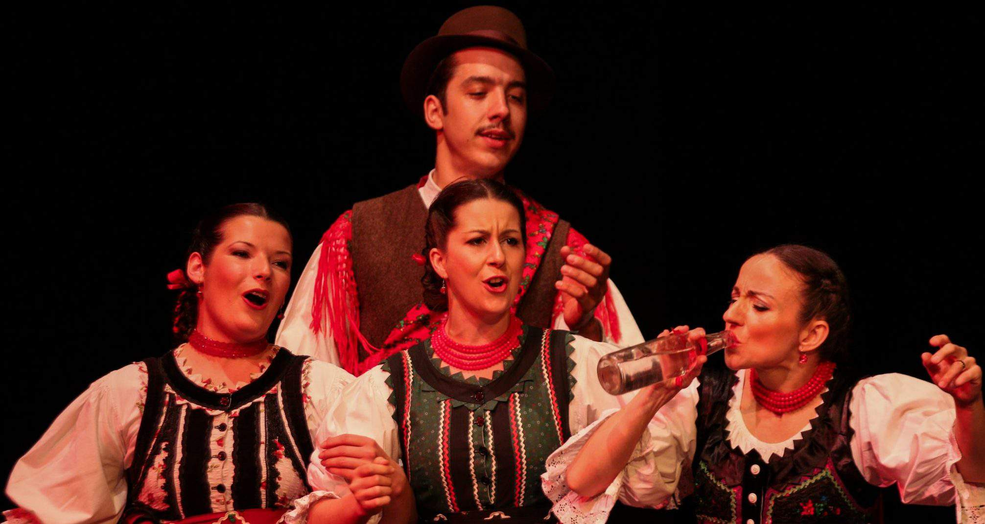 The UK's only Transylvanian festival of arts and culture - Góbéfest in June, 2018