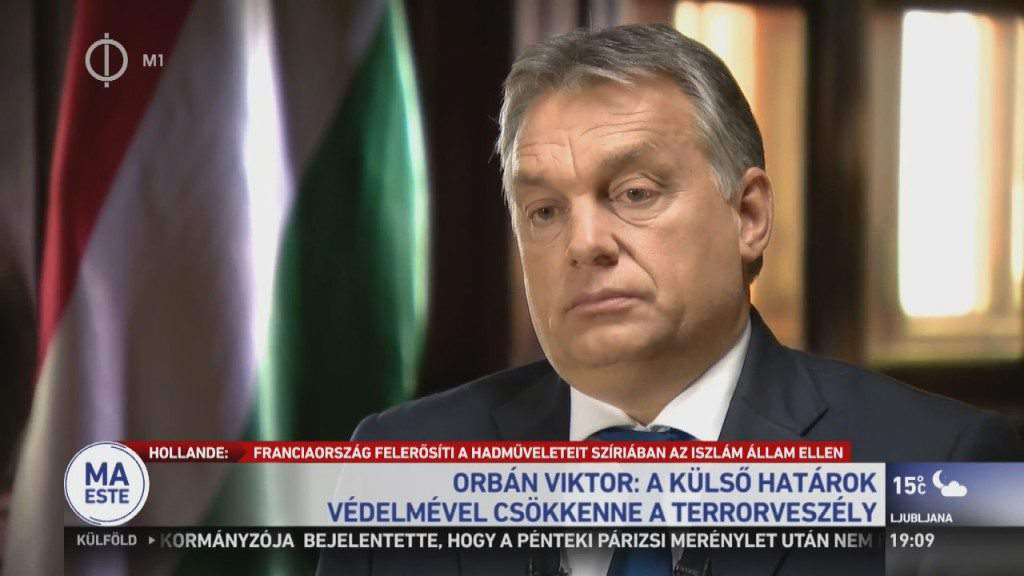 Hungarian state media journalists admit they forged 'atmosphere of fear'