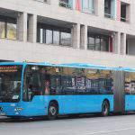 Budapest M3 bus bkk bkv transfer