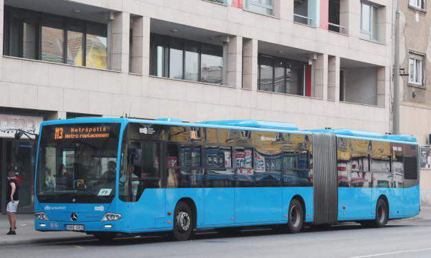 Budapest transport company to buy buses from Switzerland