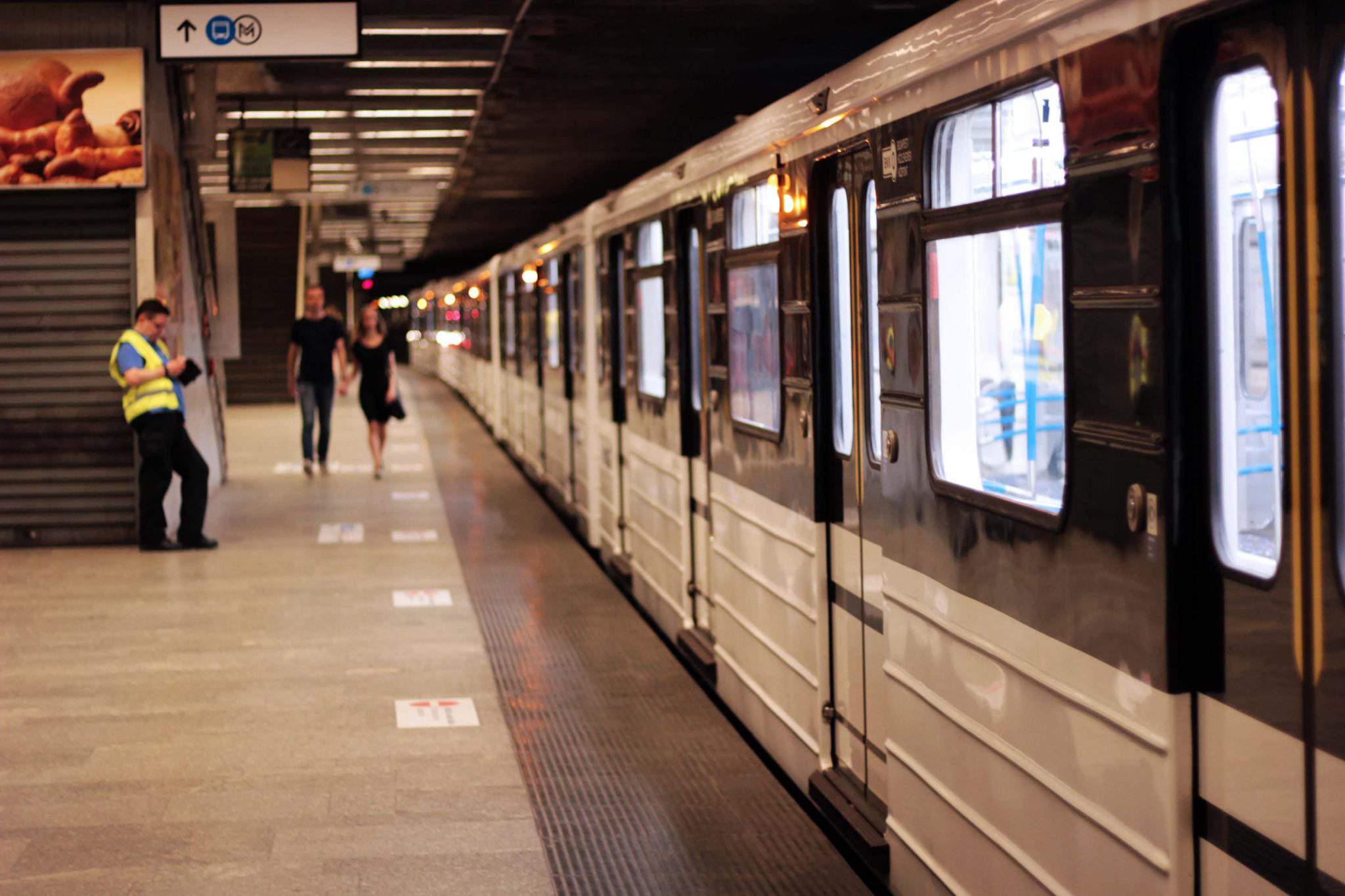metro m3 bkk bkv budapest