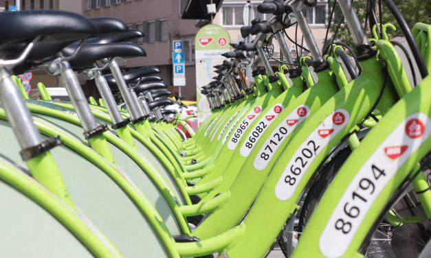 """""""Bubi"""", name of shared-bike system, is the Hungarian word of 2017"""