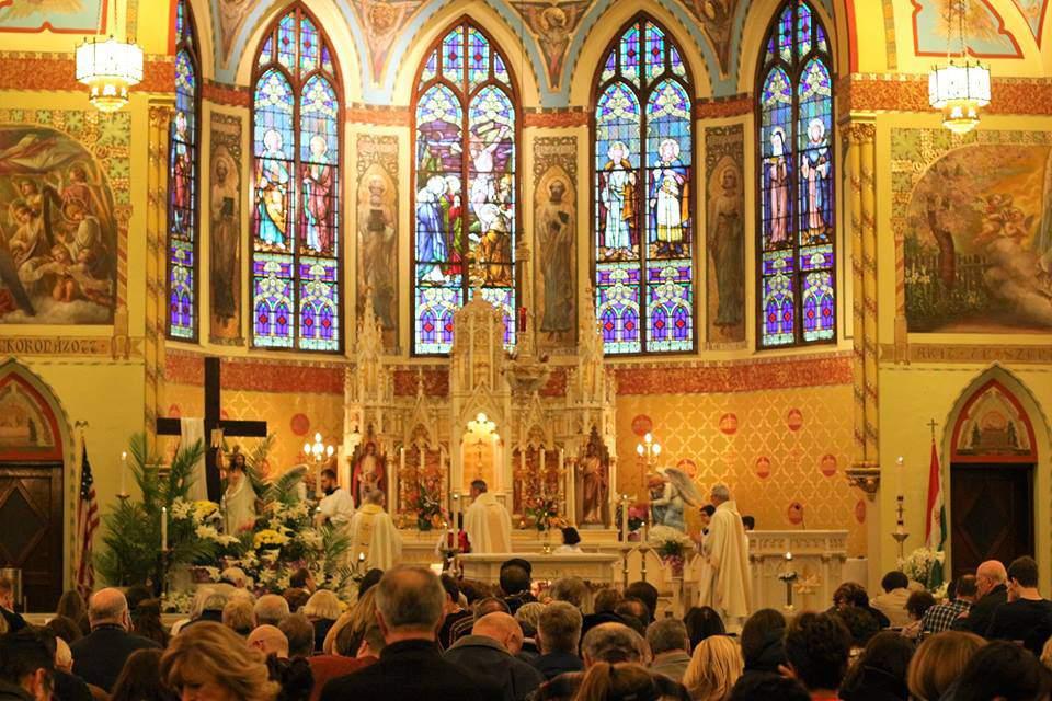 John De Lorenzo - Holy Cross Hungarian Church Detroit 2