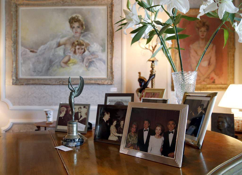 Take a look at Zsa Zsa Gábor's home and treasures