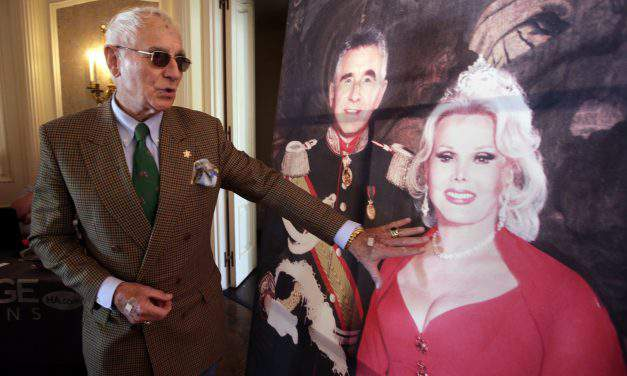 Take a look at Zsa Zsa Gábor's home and treasures – PHOTOS
