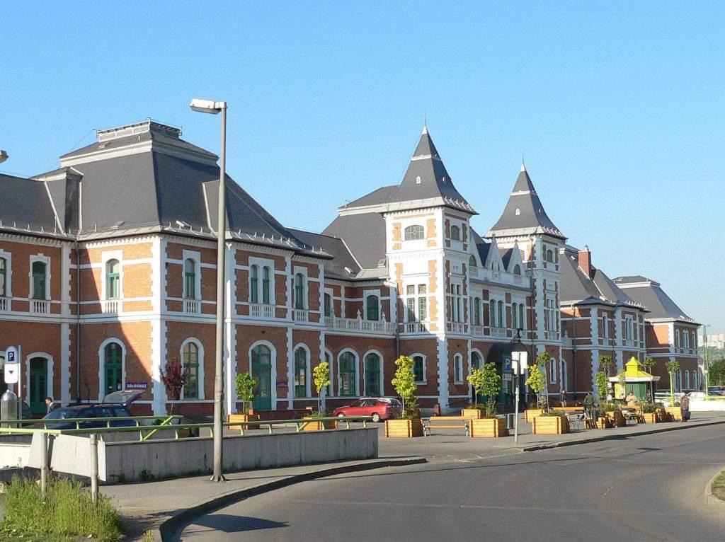 Miskolc Railway Station
