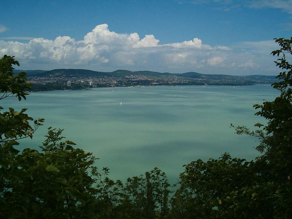 ake Balaton view landscape