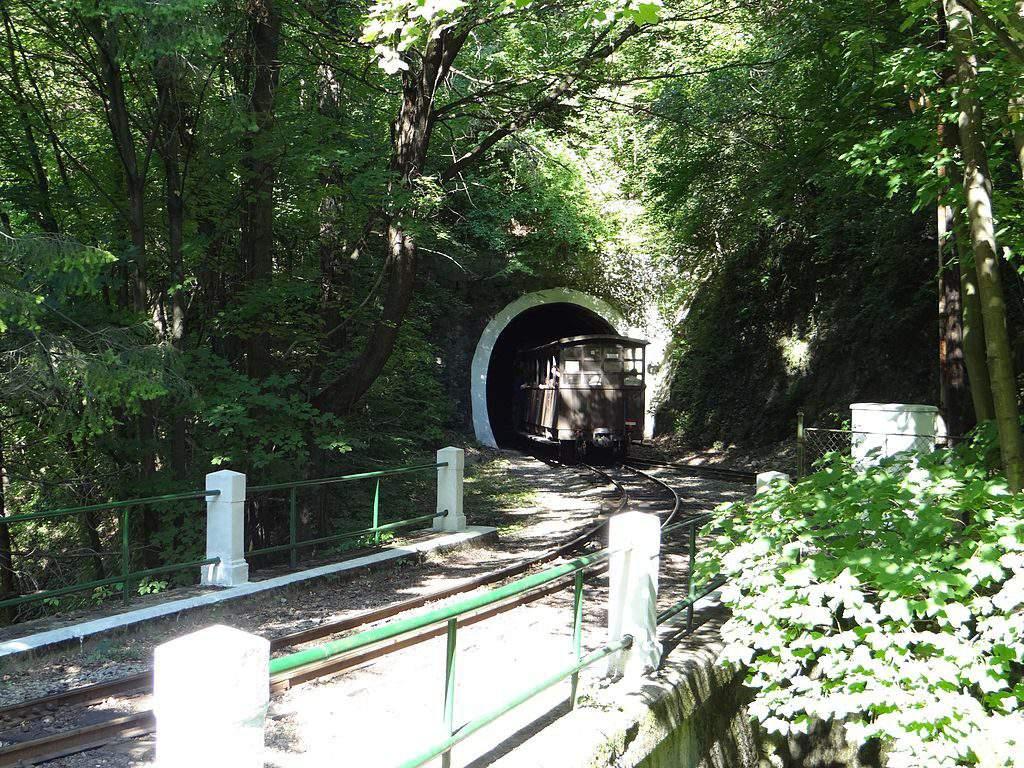 Lillafüred erdei vasút forest railway