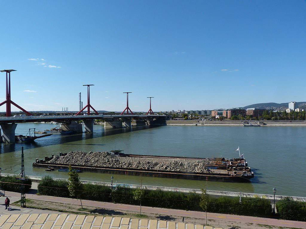 Rákóczi Bridge Lágymányosi híd
