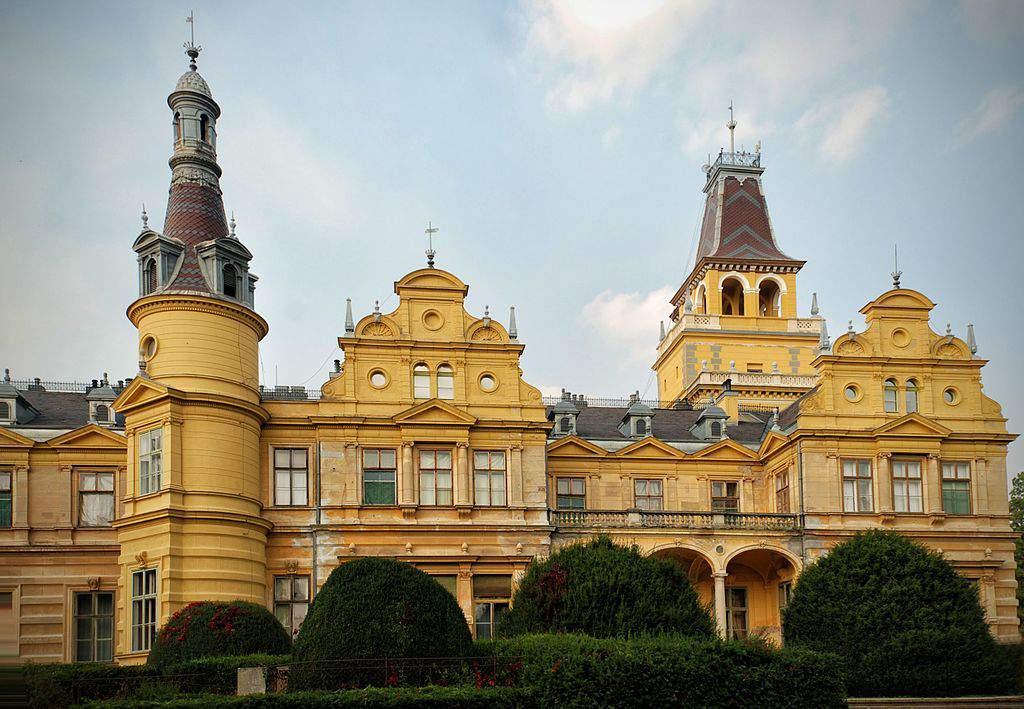 Wenckheim castle kastély Szabadkígyós