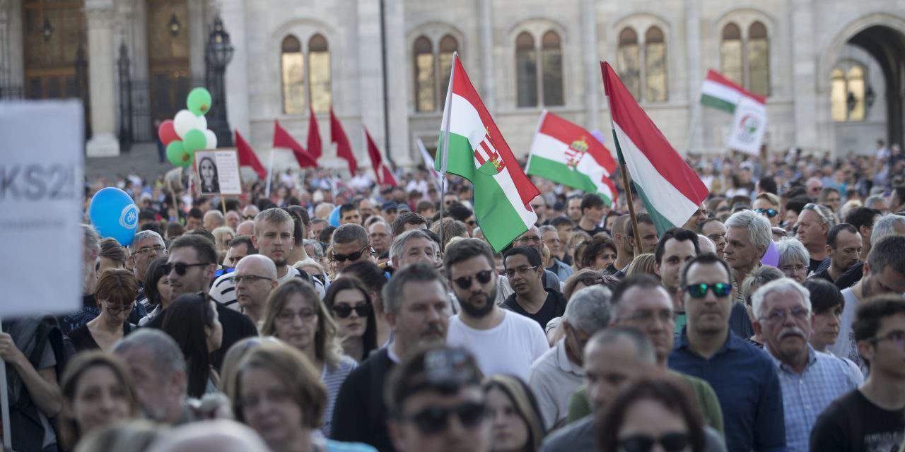 Jobbik executive vice president: 2019 – Fight or reconcile?