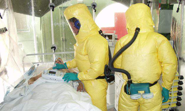 Hungarian laboratory employee exposed to Ebola 'in good health'