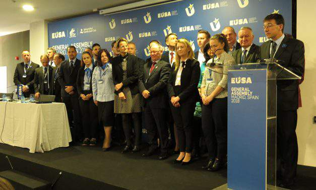 Hungary's Debrecen, Miskolc to host 2024 European Universities Games