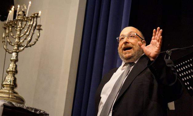 Róbert Frölich steps down as Hungary's chief rabbi