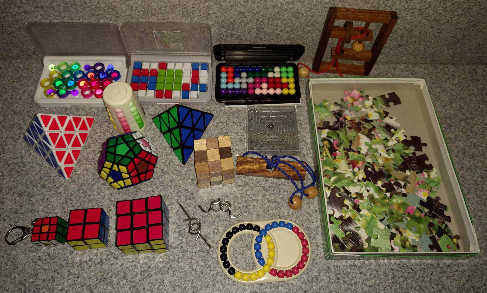 Games and puzzles come in all shapes and sizes Hungarian games