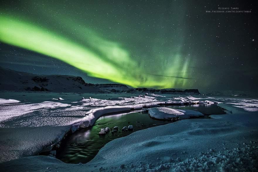 Rizsavi Tamás photography Iceland