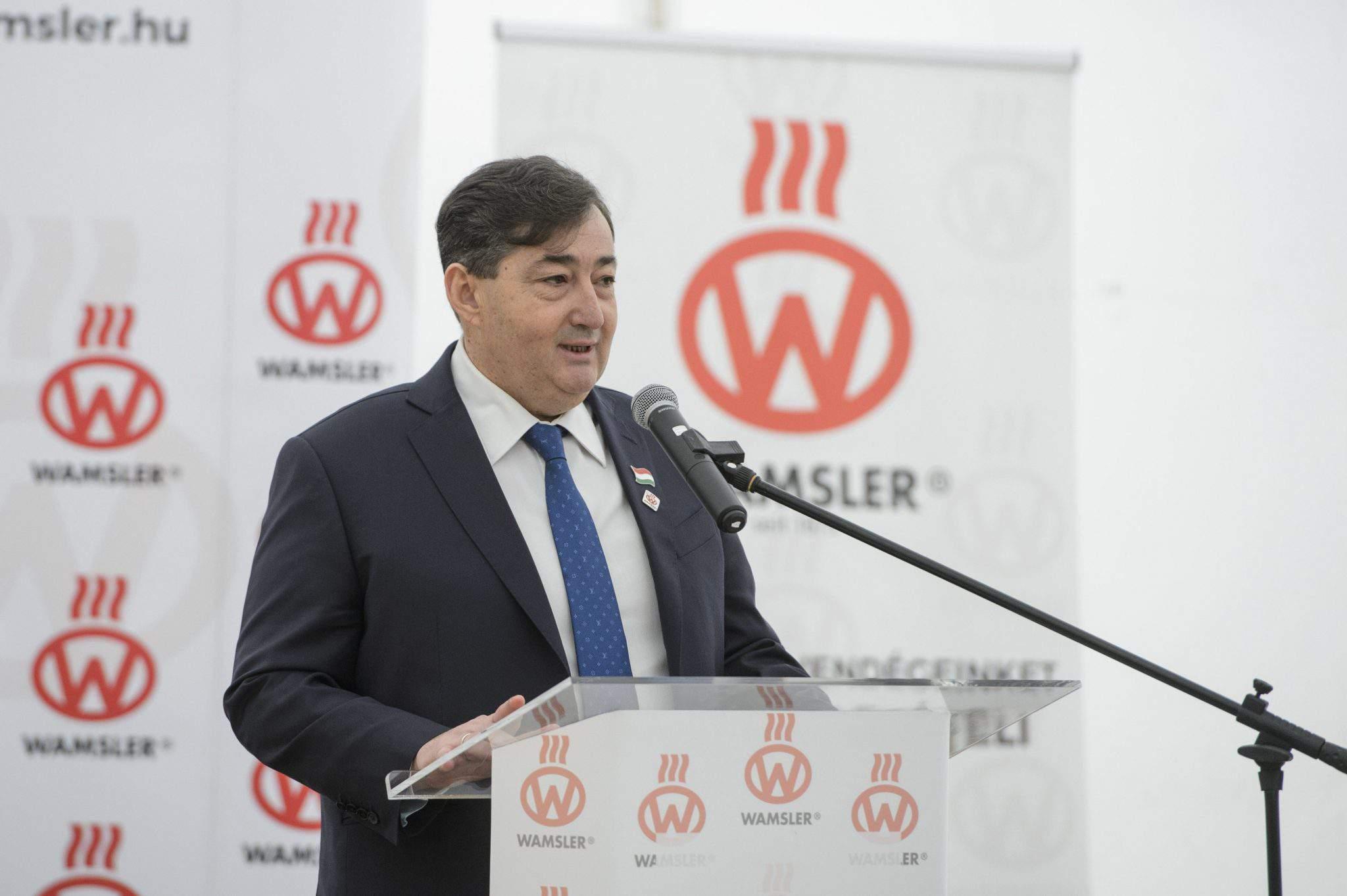 Lőrinc Mészáros entrepreneur rich