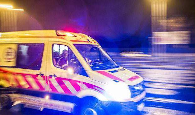 Hungarian patient treated with stroke taken home to the wrong address by the ambulance