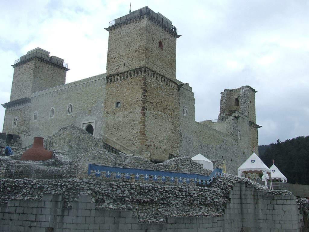 Miskolc castle Diósgyőr