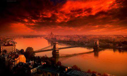 Romantic places for Valentine's Day date in Budapest