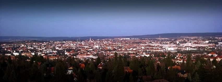 Sopron city Hungary