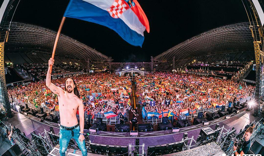 Music festival in Croatia: Steve Aoki, David Guetta and many others – Ultra Europe