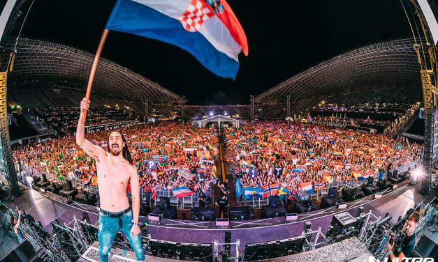 Music festival in Croatia: Steve Aoki, David Guetta and many others – Ultra Europe