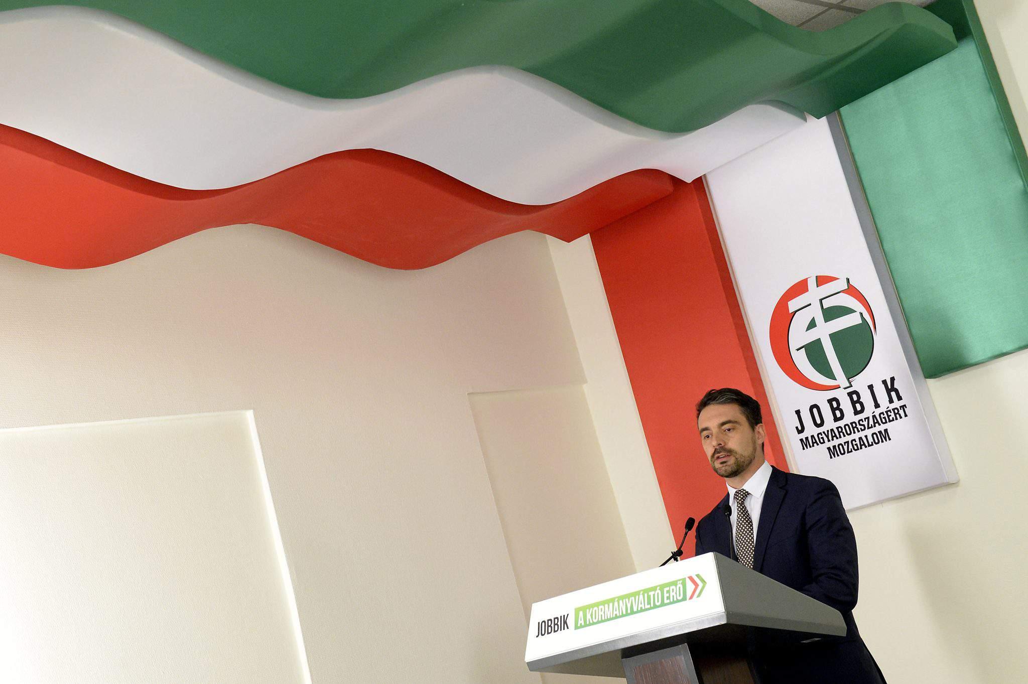 Gábor Vona Jobbik Election2018