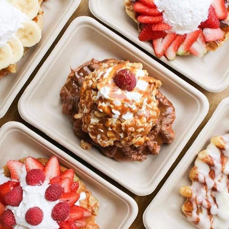 waffle sweets