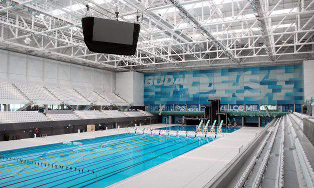 The largest swimming complex in Budapest to reopen! – Duna Aréna – EXCLUSIVE PHOTOS