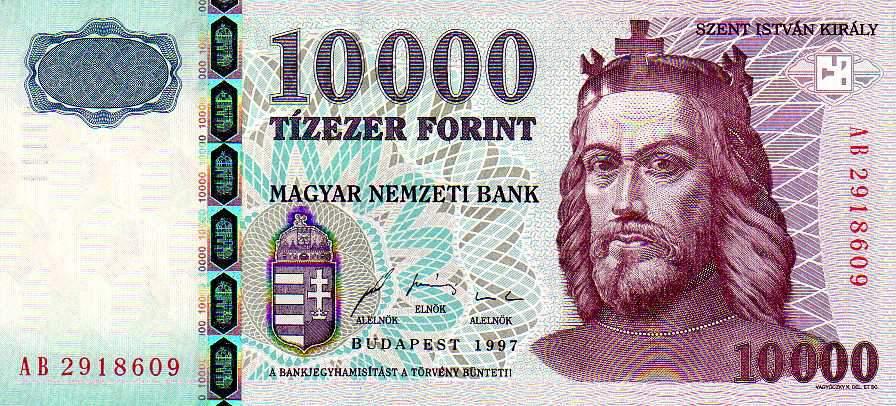 tízezres bankjegy