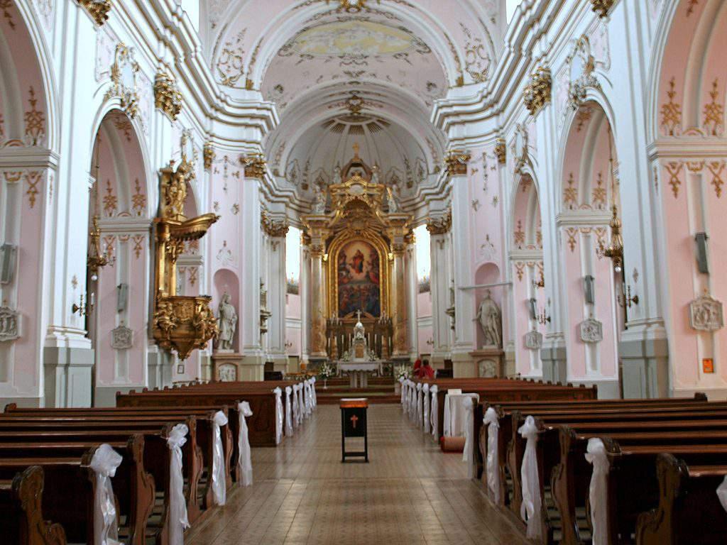 Kalocsa Nagyboldogasszony Főérsekség cathedral