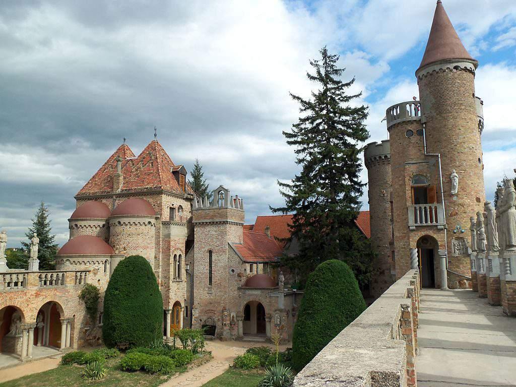 Székesfehérvár Bory Castle